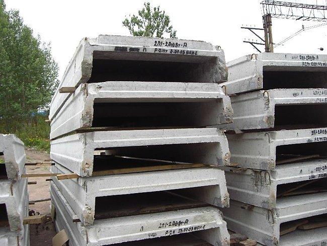Железобетонные плиты перекрытий 1п 3-7 ребристые представляют собой плоскую плиту